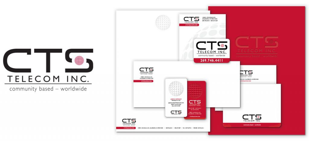Cts telecom logo business package
